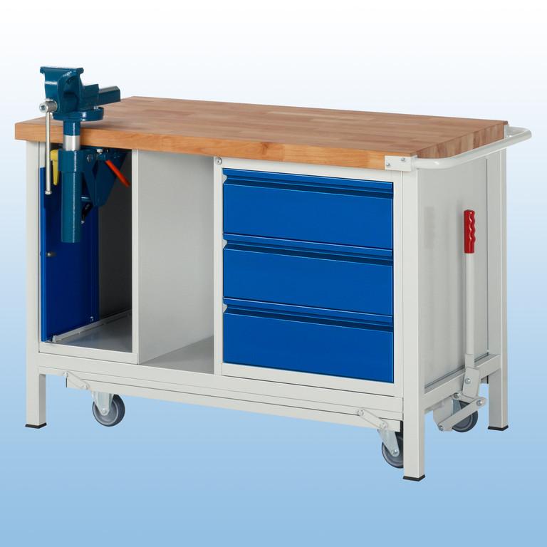 Werkbank SR018, Werkbänke, Werkbänke, Produktgruppen bei Kaiser Systeme